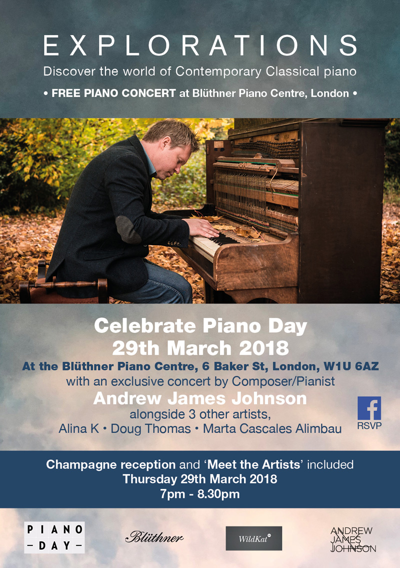 news AJJ Piano Day