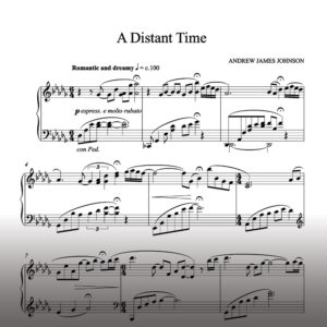 a distant time notation