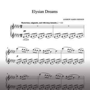 elysian dreams notation