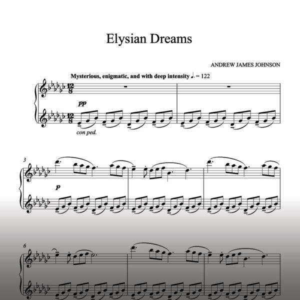 elysian dreams notation