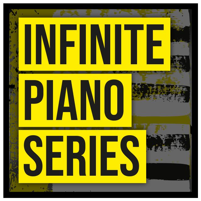infinite piano series